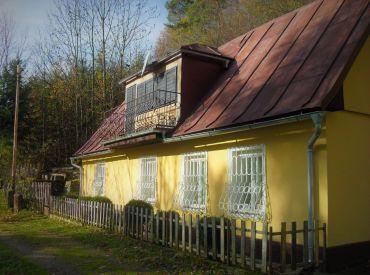 Rodinný dom 5-izb. s pozemkom 970 m2  Kremnica Predaj
