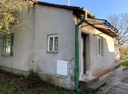 Rodinný dom Jacovce