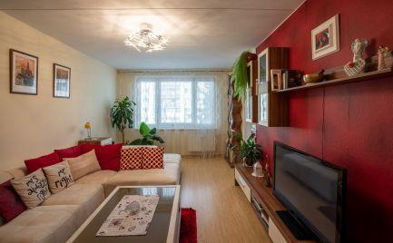 Prenájom veľkého zariadeného 3 izbový bytu, 82 m2,  po rekonštrukcii  Banská Bystrica na Moskovskej ul. - Cena  550 € za mesiac