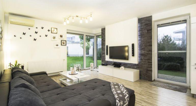 2 izbovy byt s predzáhradkou v novostavbe Senec Gardens