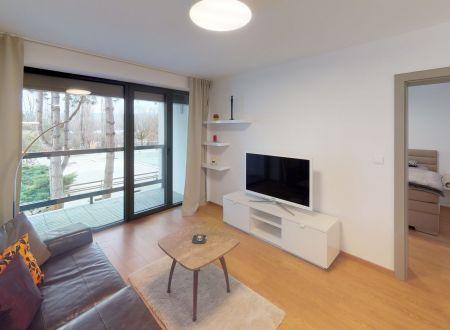 Luxusný 2 izbový apartmán na prenájom,  Piešťany- Lodenica