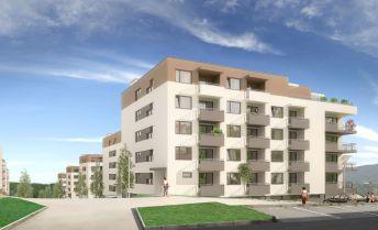 OS Za Liptovskou, Bytový dom č.4, 3-izbový byt č. 26 s nádherným výhľadom a veľkou terasou, v štandardnom prevedení za 150.000 €