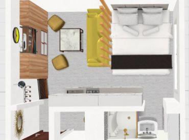 Predaj 1 izbový byt, Ovručská, 23m2