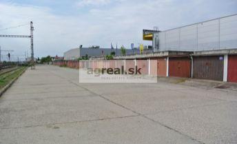 Predaj, garáž o výmere 18 m2, ul. Výhonská,  Bratislava III- Rača, Východné