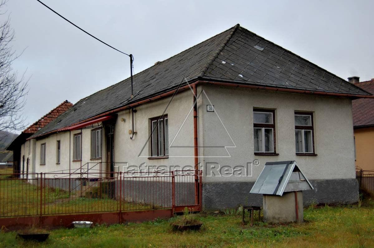 Rodinný dom-Predaj-Snina-0.00 €