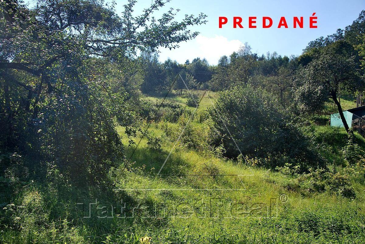 Ostatné plochy-Predaj-Udavské-9800.00 €