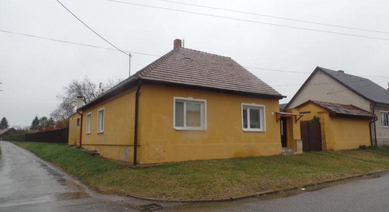 Rodinný dom v Kopčanoch .