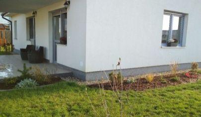 Na predaj 4. izbový bungalov, Miloslavov, Mandľová.
