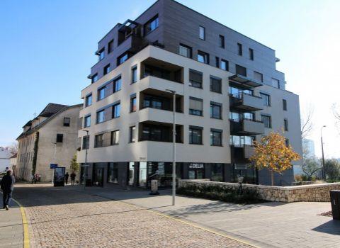 Na prenájom nadštandardný 2 izbový byt v novostavbe ZUCKERMANDEL s parkovacím miestom