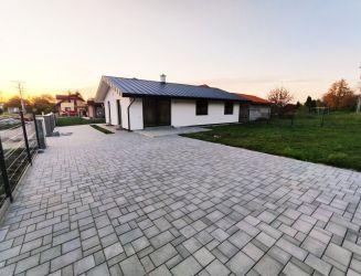 REZERVOVANÉ - Novostavba 4 izbového nízkoenergetického rodinného domu v Turčianskych Tepliciach na predaj