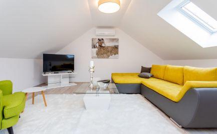 Na prenájom: krásny, úplne nový a moderne zariadený 3 izbový byt v rodinnom dome s krásne upraveným pozemkom a dvomi parkovacími miestami Stupava!!!