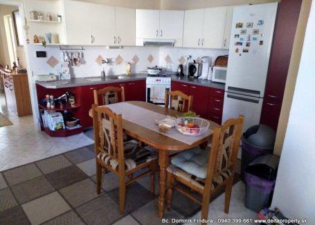DELTA - Dvojgeneračný rodinný dom na predaj Smižany