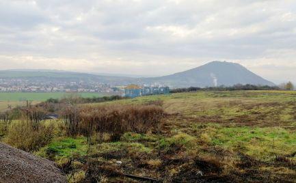 investičné pozemky Kanaš (nad Šariš parkom)