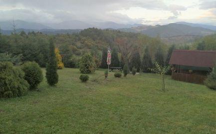 NÁDHERNÉ PROSTREDIE - rekreačná chata nad Hroncom