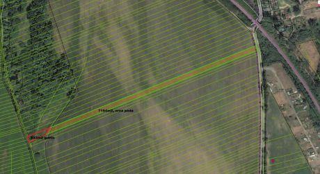 Orná pôda s výmerou 7154m2 v DNV- Devínske jazero je na predaj