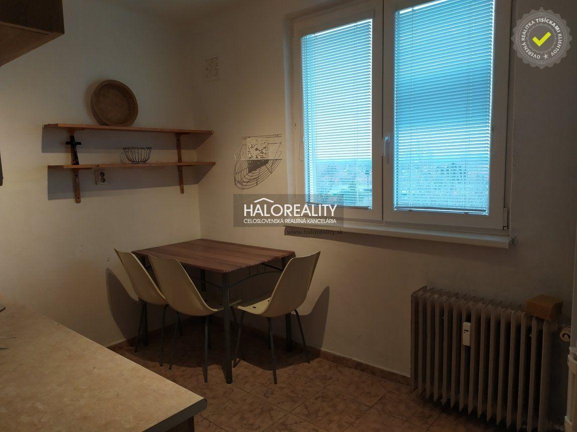 Predaj, dvojizbový byt Nové Zámky, Prednádražie