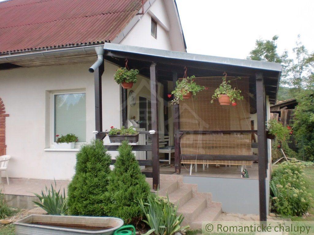 Pekný domček na Myjavských kopaniciach