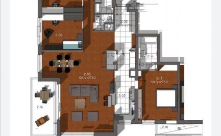 Prenájom krásneho 5izbového bytu v lukratívnom prostredí