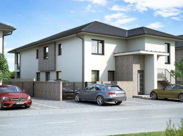 Predaj nadštandardného 3-izbového bytu v Bernolákove s vlastnou záhradou v rodinnom dvojdome