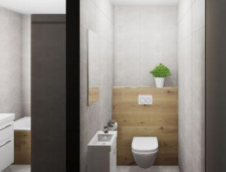 MAX_1 : Na predaj 3 izbový byt (MAX_1) v novostavbe s parkovacím miestom, Byty MAXIM - Martin - Podháj