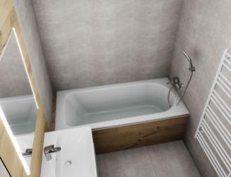 MAX_6: Predám 3 izbový byt (MAX_6) v novostavbe + parkovacie miestom, Byty MAXIM - Martin - Podháj