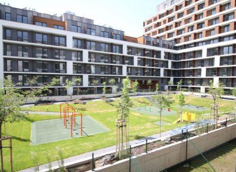 Na predaj, NOVOSTAVBA, 1 izbový byt v projekte Slnečnice Mesto A3