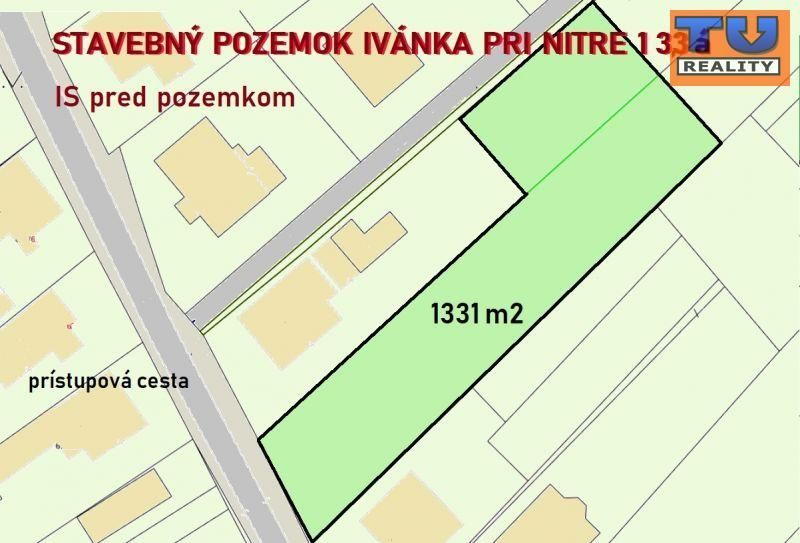 Pozemok pre RD-Predaj-Ivanka pri Dunaji-82500.00 €