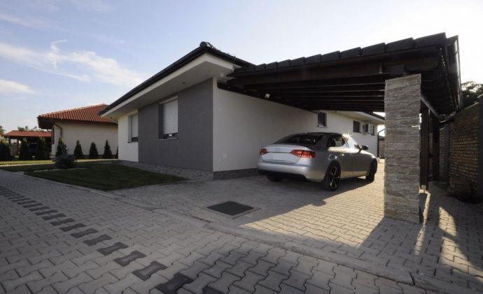 Exkluzívny, rezidenčný, energeticky nenáročný rodinný dom na predaj v Dvoroch nad Žitavou.