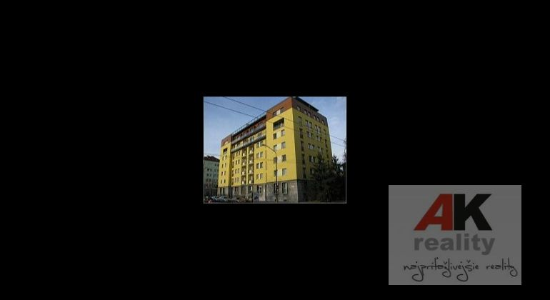 Prenájom 1 izbový byt Bratislava-Ružinov, Páričkova ulica.