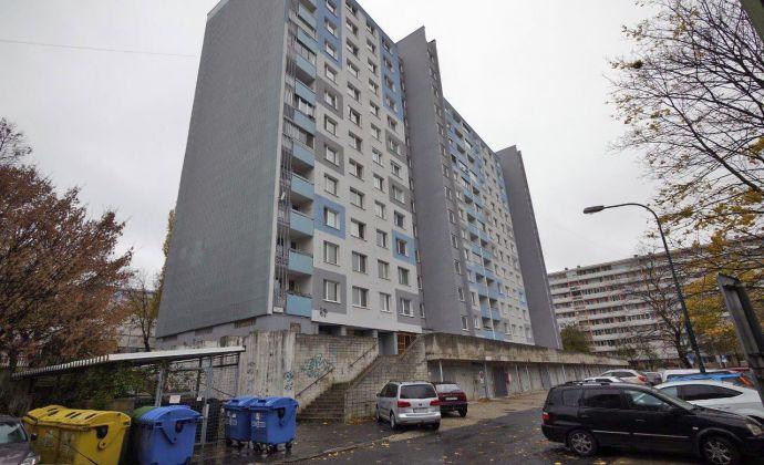 1,5 izbový byt Gabčíkova ulica - Karlova Ves 12p./12