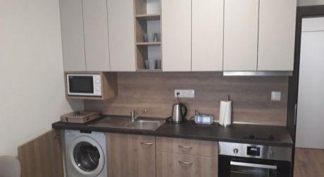 Kuchárek-real: Ponuka do prenájmu 1 izbový byt s parkovacím miestom Horný dvor-Senec.