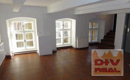 D+V real ponúka na prenájom: polosuterénne priestory, Župné námestie, Bratislava I, pešia zóna, na kancelárie, umelecké aktivity, ochodnú prevádzku - čajoovňa, kaviareň, potraviny,  služby kozmetika,