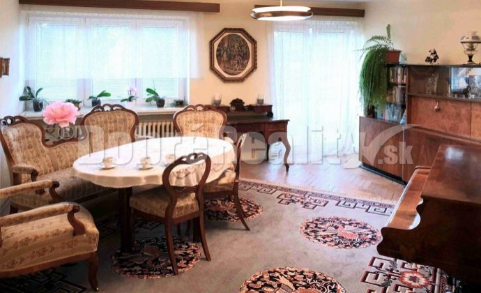 Predaj 3i bytu 86,4 m2 + 17,9 m2 loggie, Drotárska cesta, Bratislava - Staré Mesto