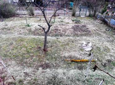 Záhrada, Žilina, Dubeň, 466 m2