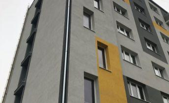 Na prenajom priestranny 1 izb.  byt na šiestom poschodí v novej bytovke