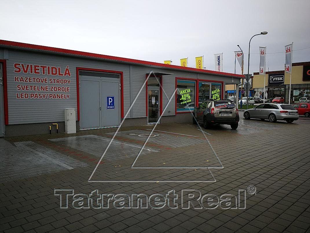 Obchodný objekt-Predaj-Humenné-1.00 €
