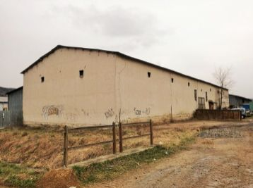 Sklad v obci Kurima okr. Bardejov