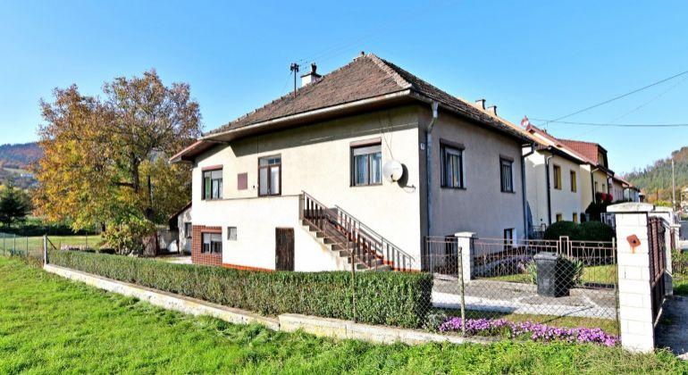 Predaj veľkého rodinného domu v mestskej časti Brodno
