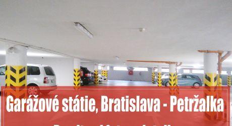 Garážové státie 12 m2 vo výbornej lokalite, Petržalka - Antolská