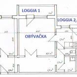 RK Byty Bratislava ponuka na prenájom 2-izb. byt na ul. Jana Stanislava, Bratislava IV - Karlova Ves.