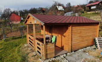 Záhradná chatka na predaj, Liptovský Mikuláš