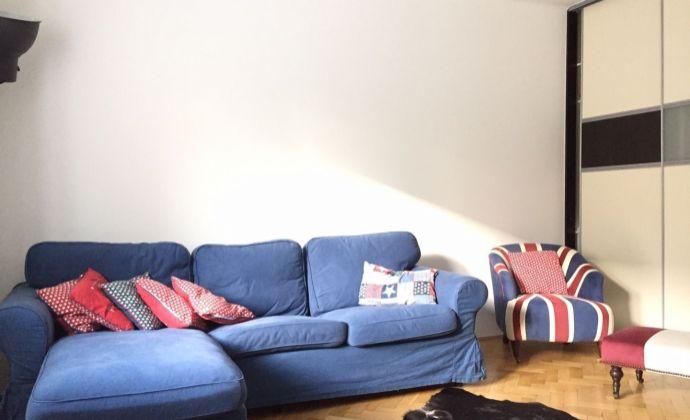 Prenájom: Zariadený 2-izbový byt s loggiou, Ružinov, Uránová