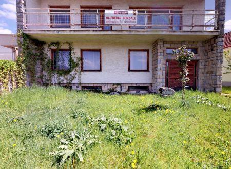 Rodinný dom /pozemok 647 m2/ Moravany nad Váhom, okr. Piešťany