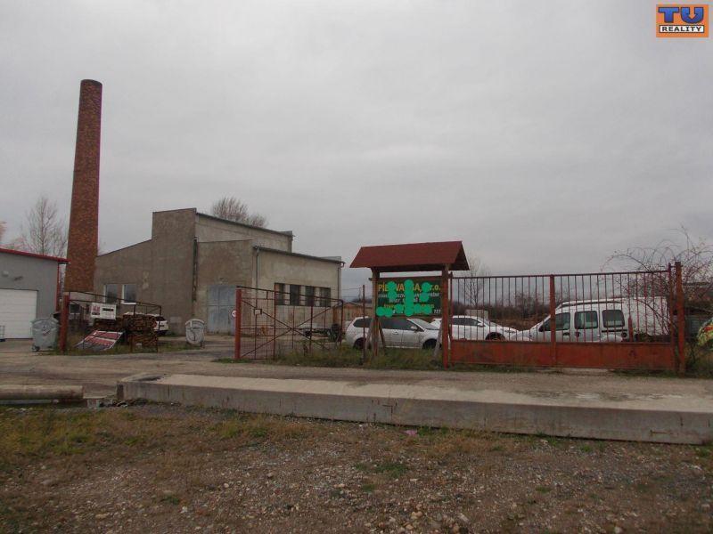 Výrobný objekt-Predaj-Tlmače-250000.00 €