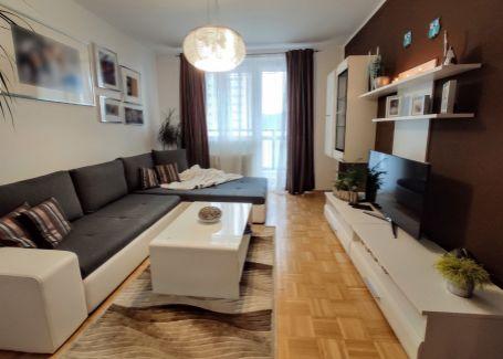 !!! REZERVOVANÝ !!! Na predaj slnečný 3-izbový byt v Poprade - sídlisko Juh3