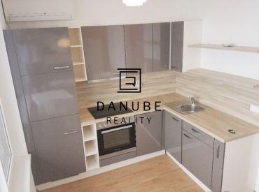 Prenájom 1 izbový byt v novostavbe Retro na Nevädzovej ulici, Bratislava-Ružinov.