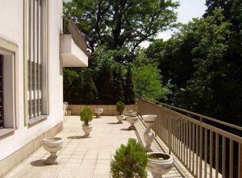 Predáme 5 izbovú vilu v prekrásnom zelenom prostredí pri Horkom parku.