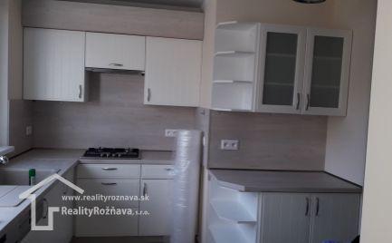 3 - izbový byt na sídlisku Podrákoš
