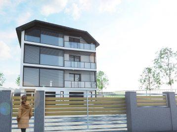 Nadštandardný 3 izbový byt vo viladome v Rači s krásnym výhľadom na predaj.