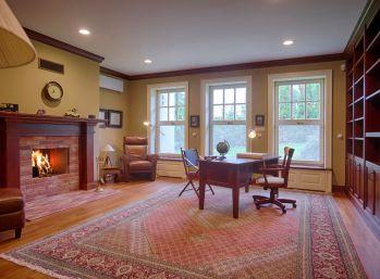 Predáme vilu inšpirovanú luxusnými víkendovými domami new yorskej smotánky.